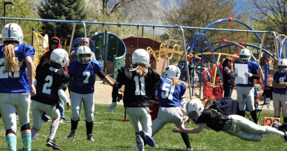 How leaders are inspiring young women to play football