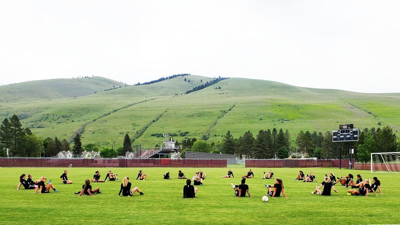 OL Reign feeling 'fortunate' for opportunity to begin season in Montana