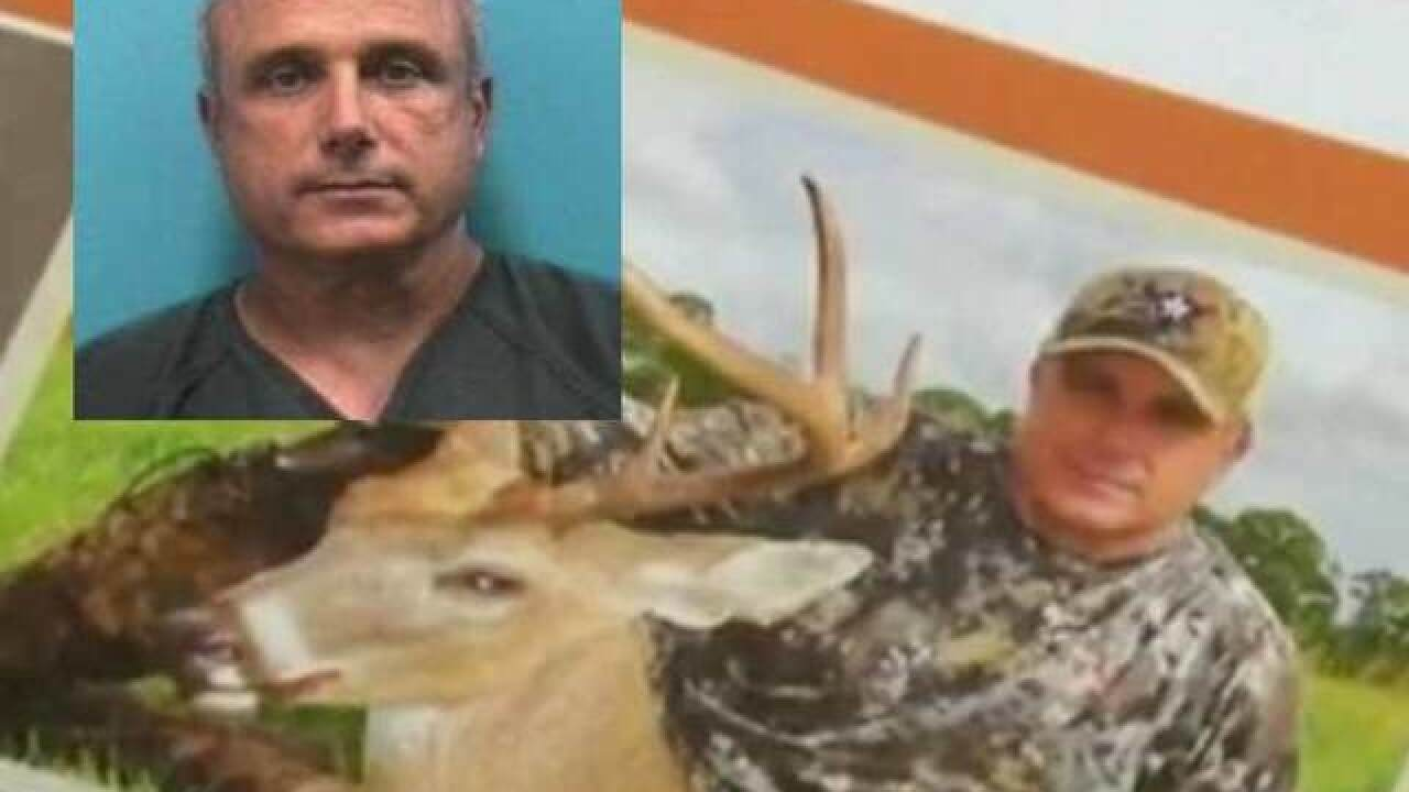 Accused Martin County deer poacher has picture in FWC hunting regulation guidebook