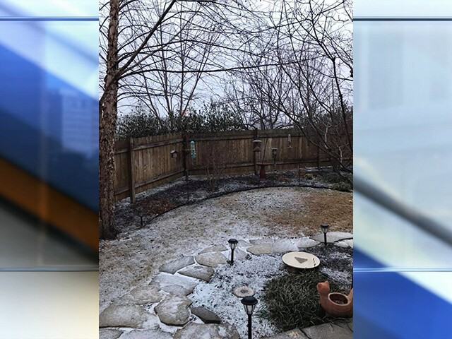 PHOTOS: Winter weather ices over Kansas City metro as rain freezes, snow falls