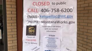 Kalispell Job Services Sign