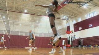 Florida High volleyball returns all but one, ready for deep run