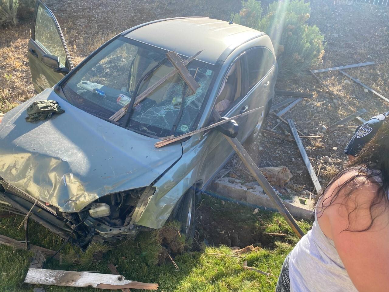 Taylorsville accident