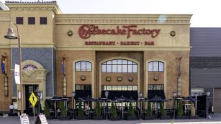 Get lunch entree and a slice of cheesecake from The Cheesecake Factory for just $15