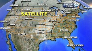 Wednesday's Weather Word: Satellite & Radar
