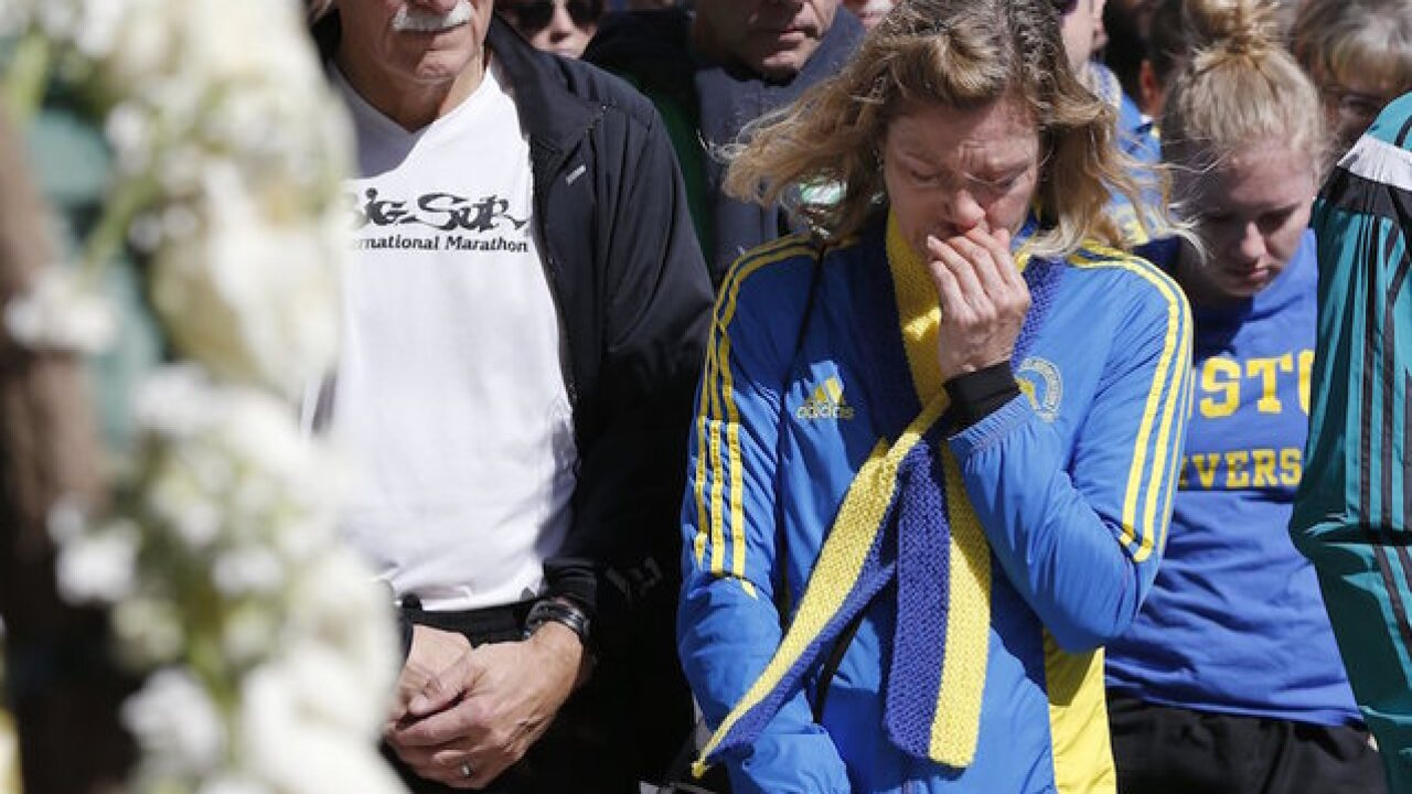 Boston Marathon bombings victims remembered