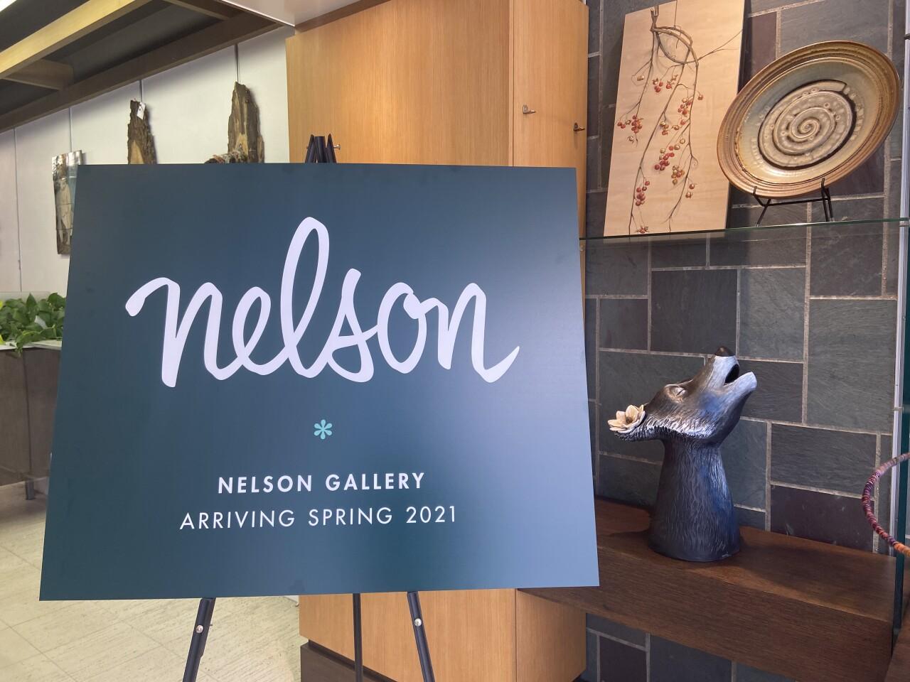 Nelson Gallery Logo