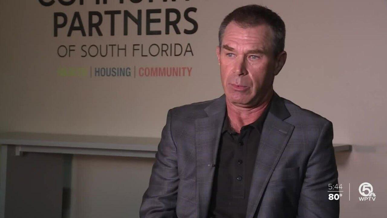 Scott Hansel, CEO of Community Partners of South Florida