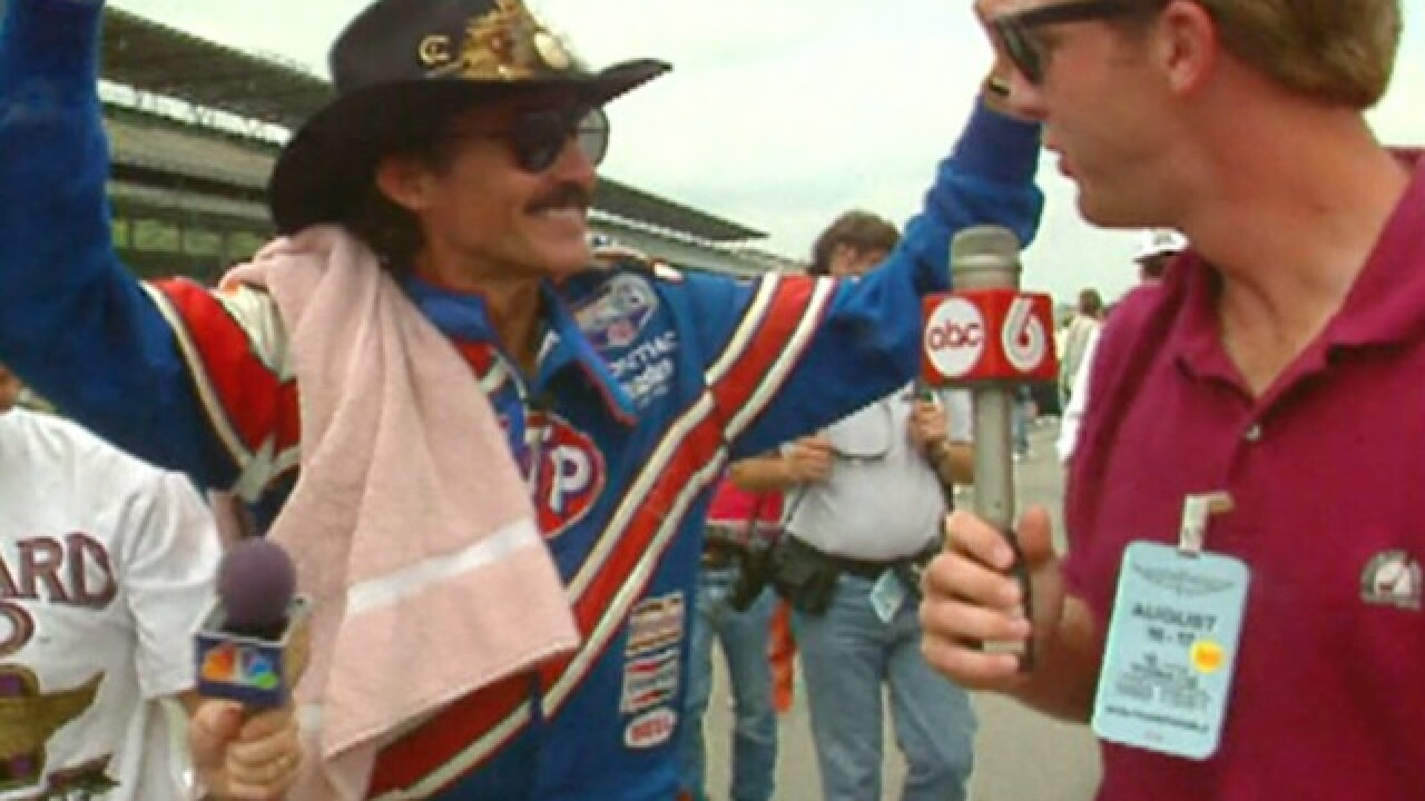 Throwback: NASCAR comes to IMS in 1994