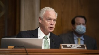 Wisconsin Sen. Ron Johnson tests positive for COVID-19