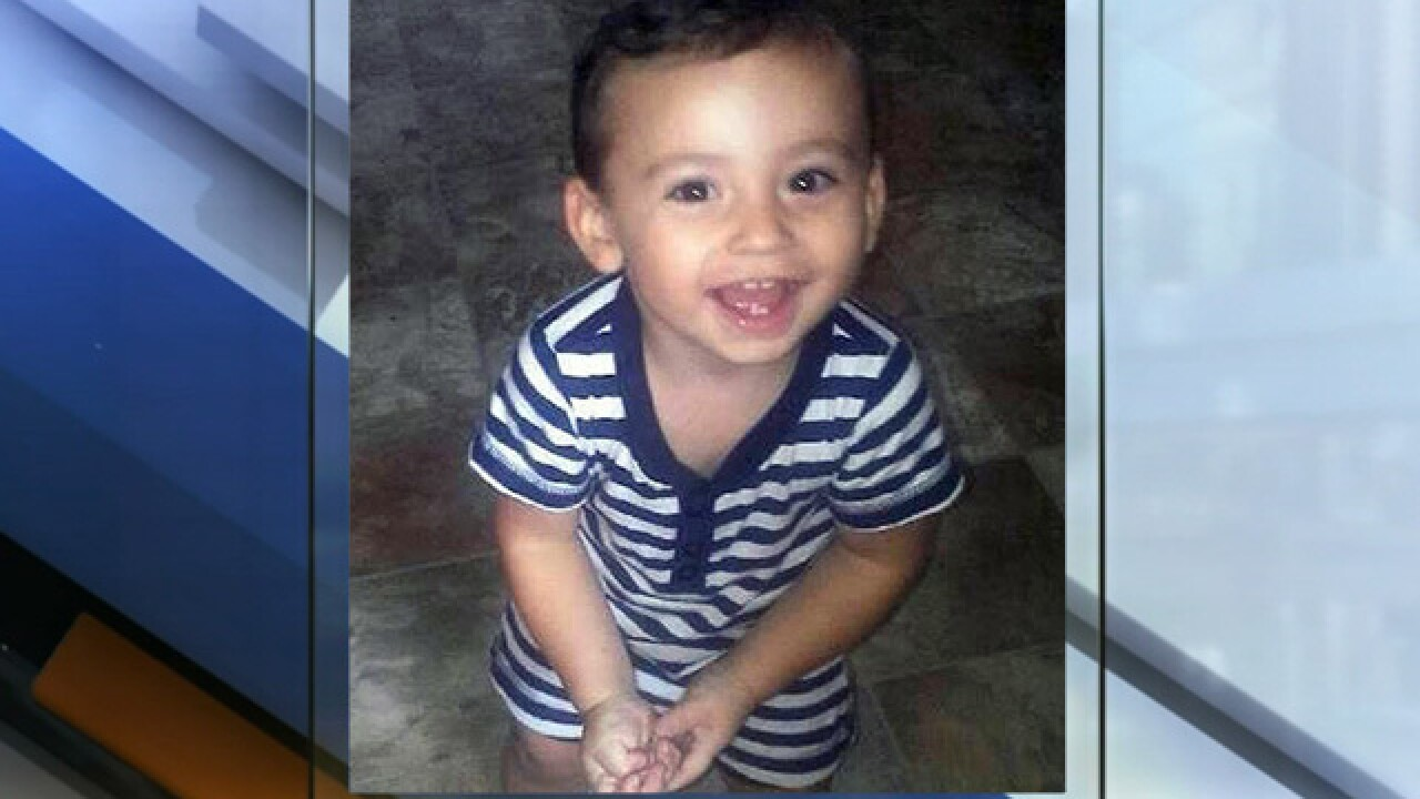 Mother testifies that boyfriend killed 3-year-old Kansas boy