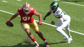 49ers Jets Football
