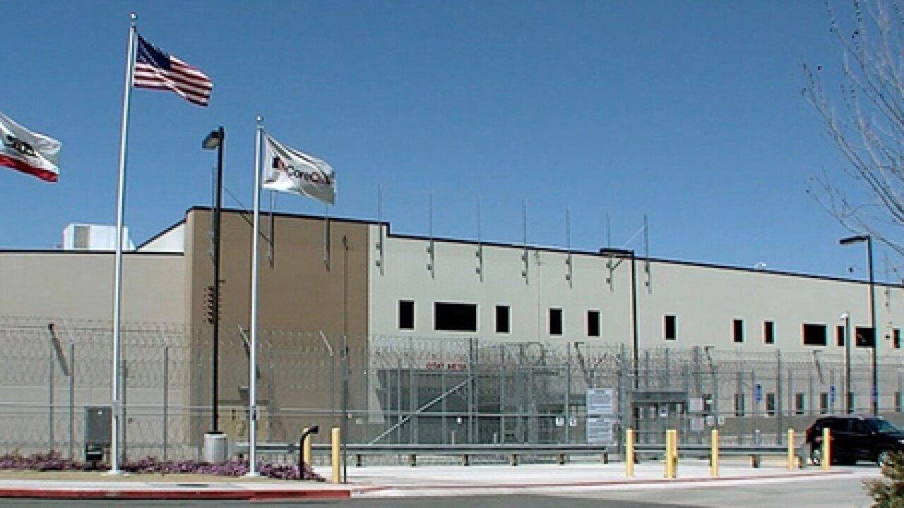 Inmate dies in San Diego County jail cell