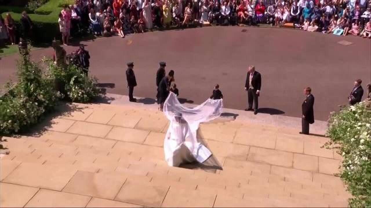 Royal Wedding 2018: Details about Markle's dress