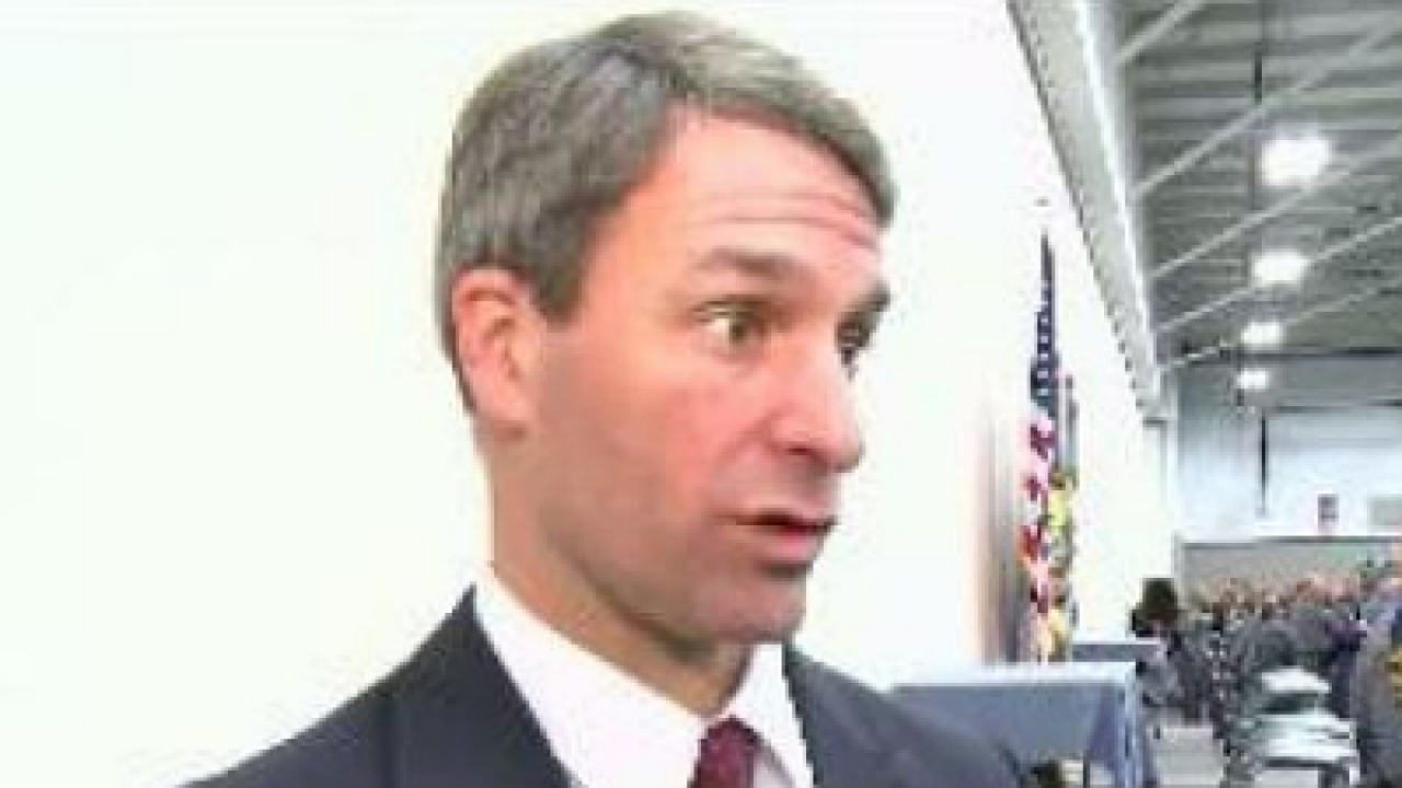 Cuccinelli says state health commissioner's resignation is political statement