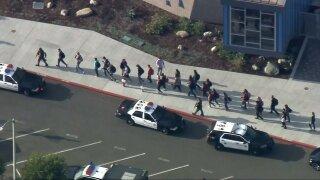 KCAL/KCBS Saugus High School Shooting