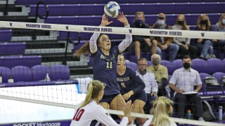 Montana State volleyball team suffers loss to Fresno State