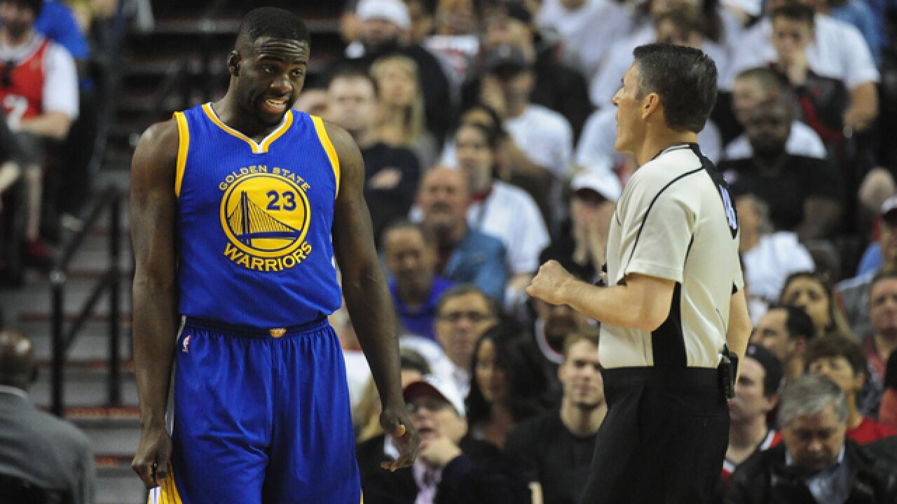 Golden State Warriors star Draymond Green arrested for assault