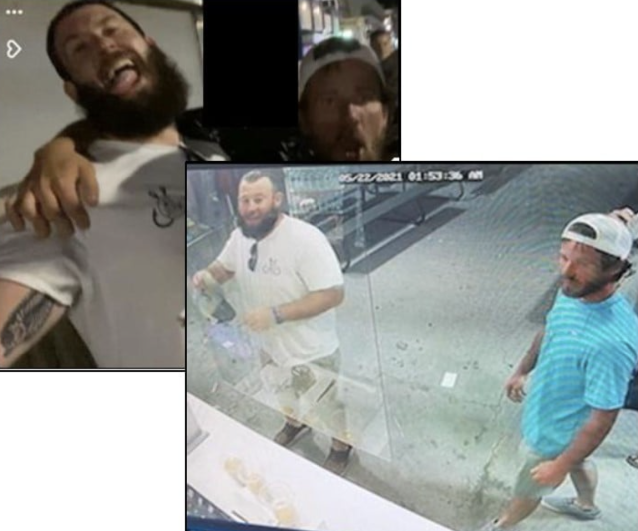 OC Boardwalk assault suspects?