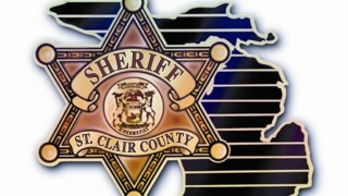 St. clair county sheriff's office logo