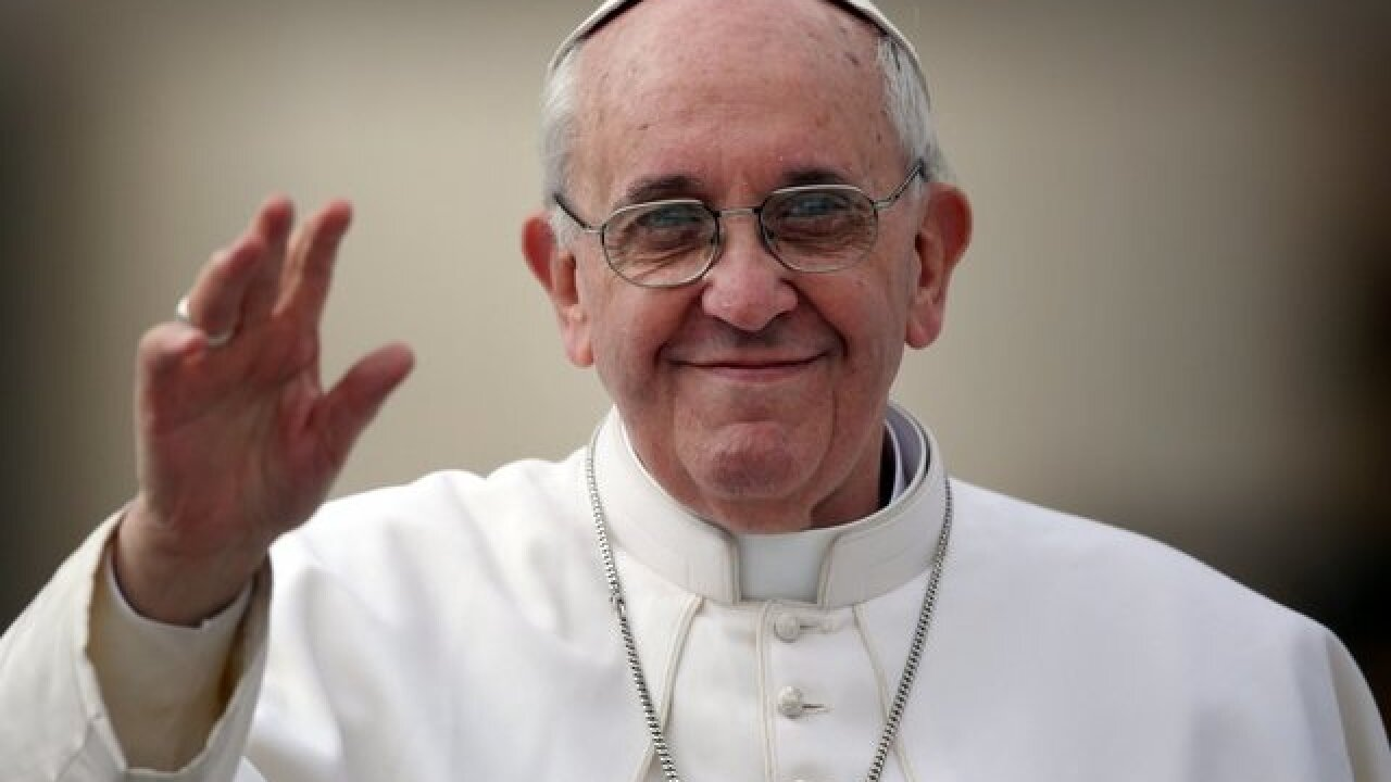 Pope Francis silent on Archbishop's call for him to resign