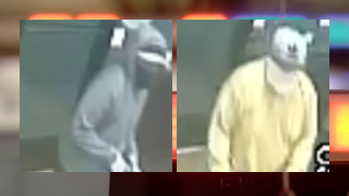 Pizza Hut Robbery Suspects