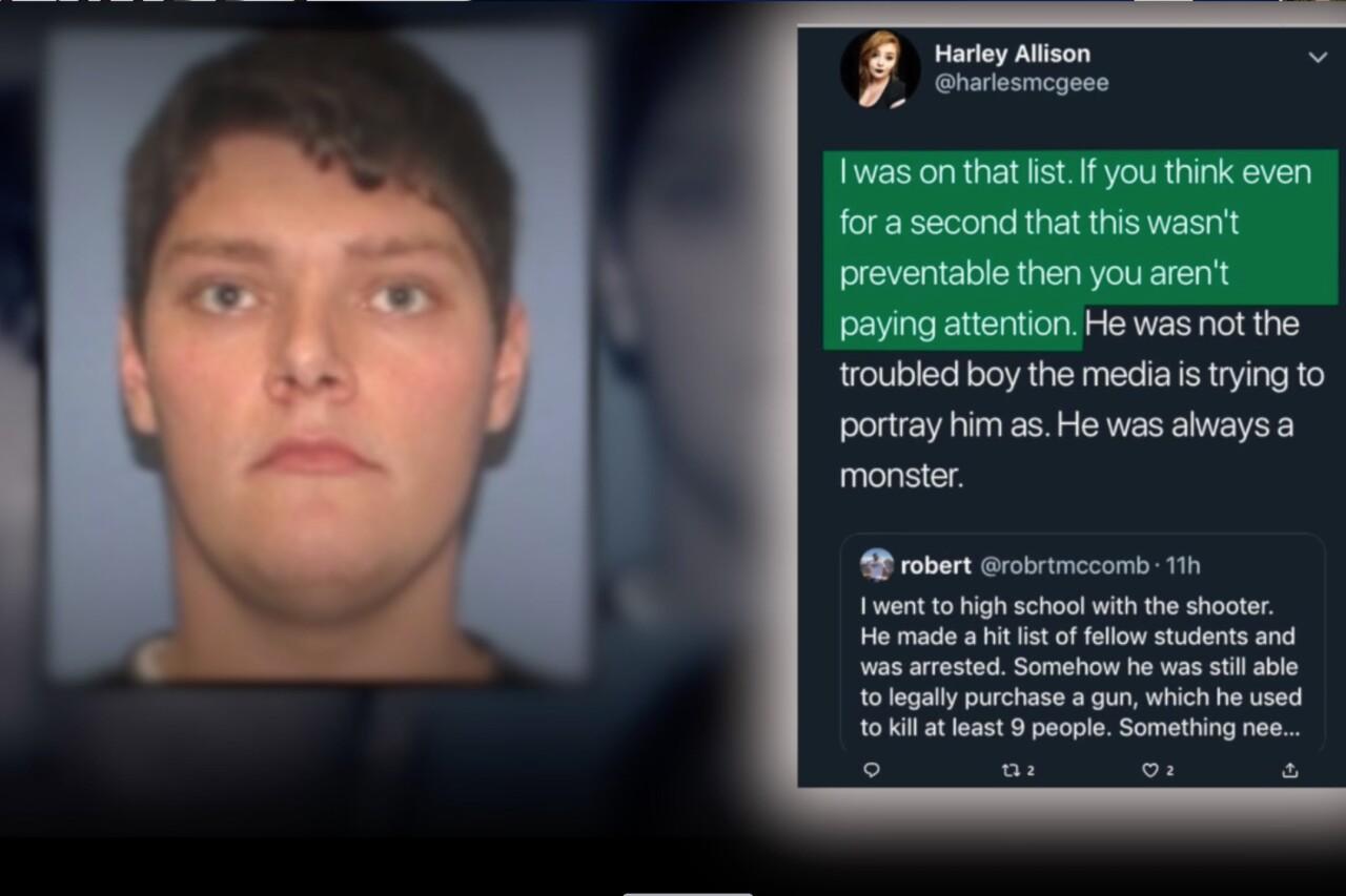 Classmates React to Dayton Shooter