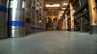 Brewery break-ins