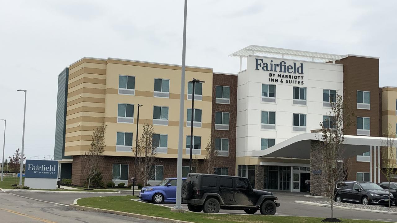 Fairfield Inn hotel shooting