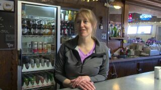 Mint Bar & Cafe owner Marie Jappe