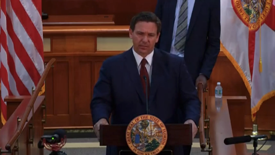 Gov. Ron DeSantis says federal government fearful of people choosing monoclonal antibody treatments