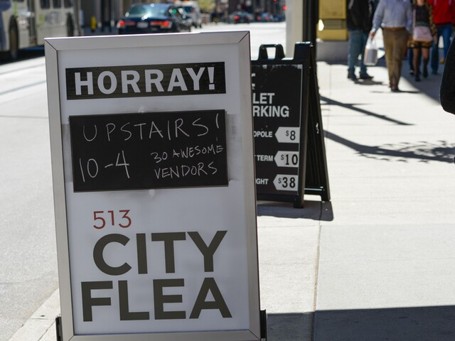 The City Flea preview