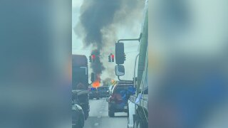 Deadly crash on Beeline Highway on July 30, 2021
