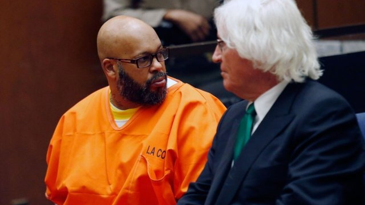 Ex-rap mogul Suge Knight sentenced to 28 years in prison