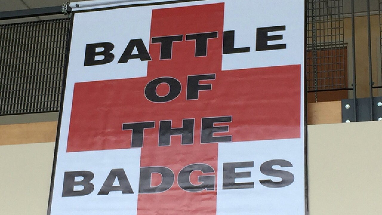 Davidson Co  Sheriff's Office Wins Battle Of The Badges