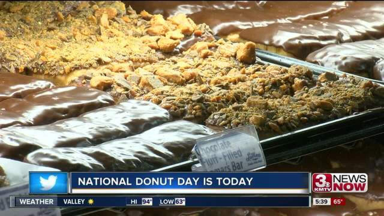 Sweet history revealed for National Donut Day
