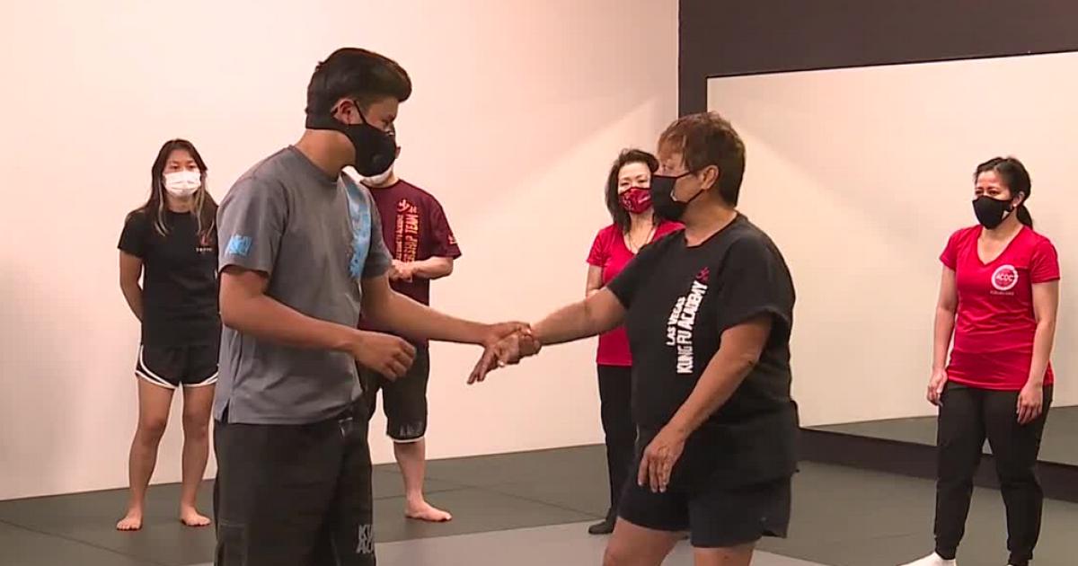 www.ktnv.com: Las Vegas Kung Fu Academy helps the AAPI community stay safe