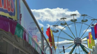 Historic Chesterfield fair returns after missing year due to COVID
