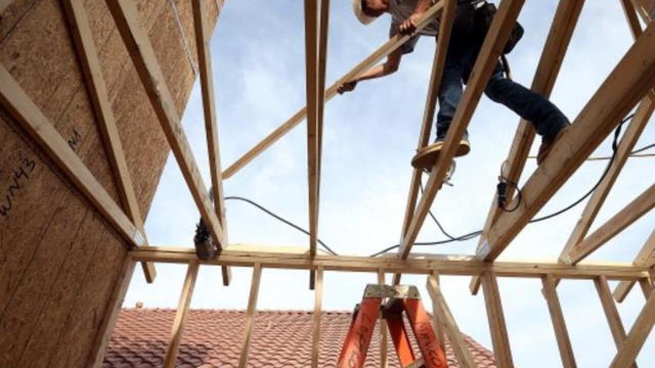 Firms enticing workers to get into construction