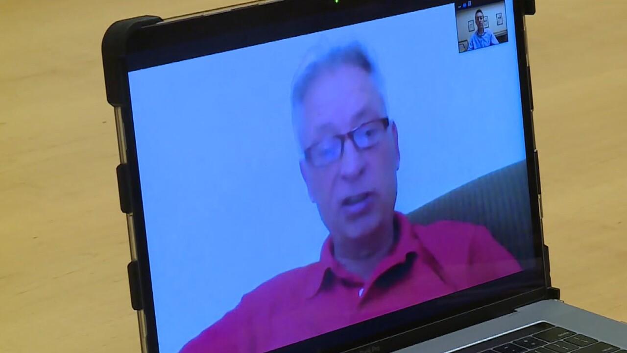 Rudi Dekkers, former owner of Huffman Aviation, speaks to WPTV on Sept. 9, 2021.jpg