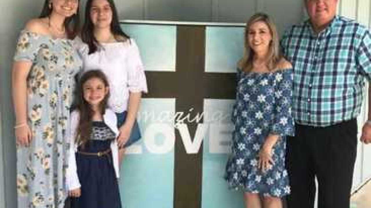 Death of pastor's wife possibly flu-related