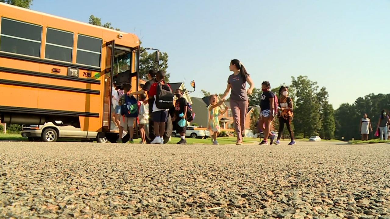 Central Virginia school districts hope big bonuses lure in bus drivers