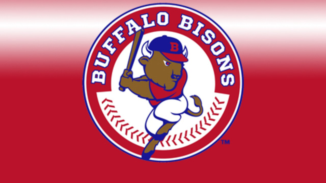 Bisons' Sean Reid-Foley named International League Pitcher of the Week