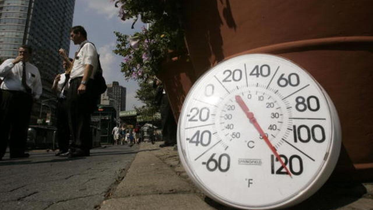 Earth smashes yet another heat record; 16th month in a row