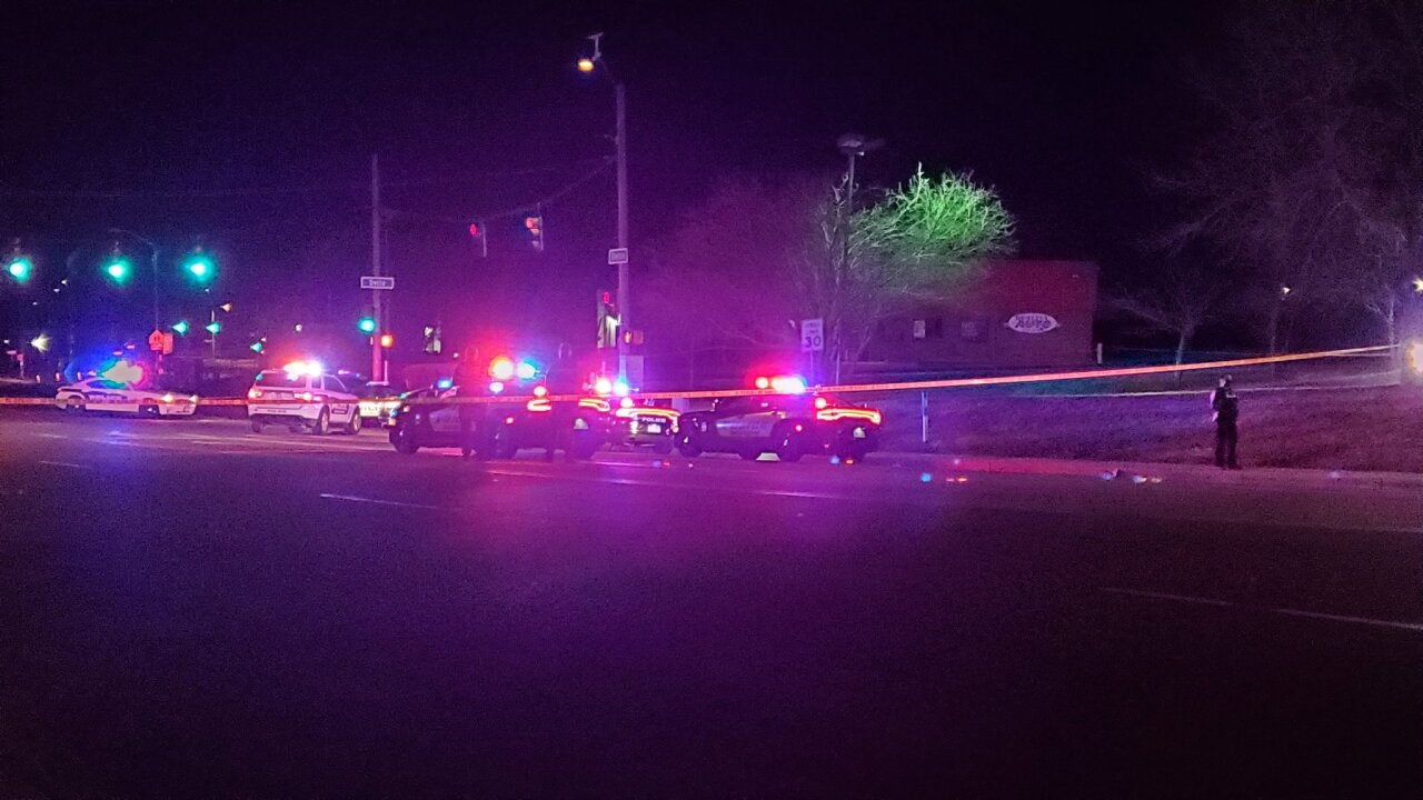 Officer-involved shooting at Chelton and Delta Dr.