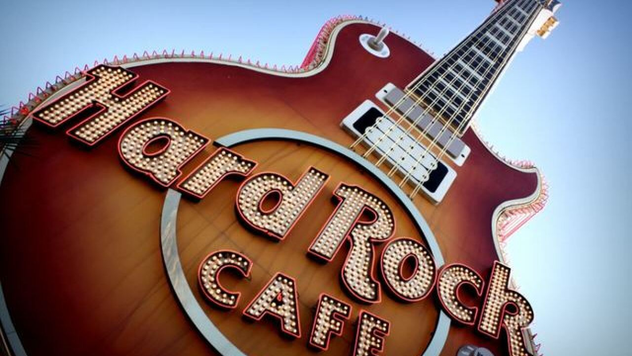 Hard Rock Cafe on Paradise Road closing end of year