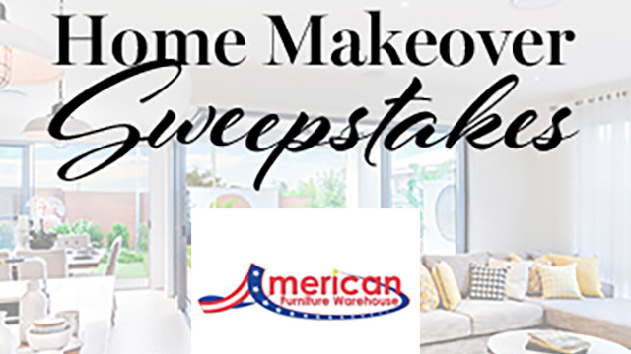 American Home Makeover rules: american furniture warehouse