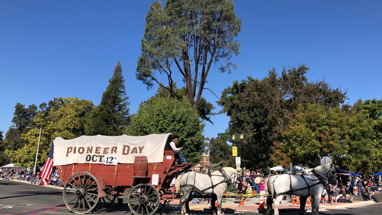 2019 Paso Robles Pioneer Day