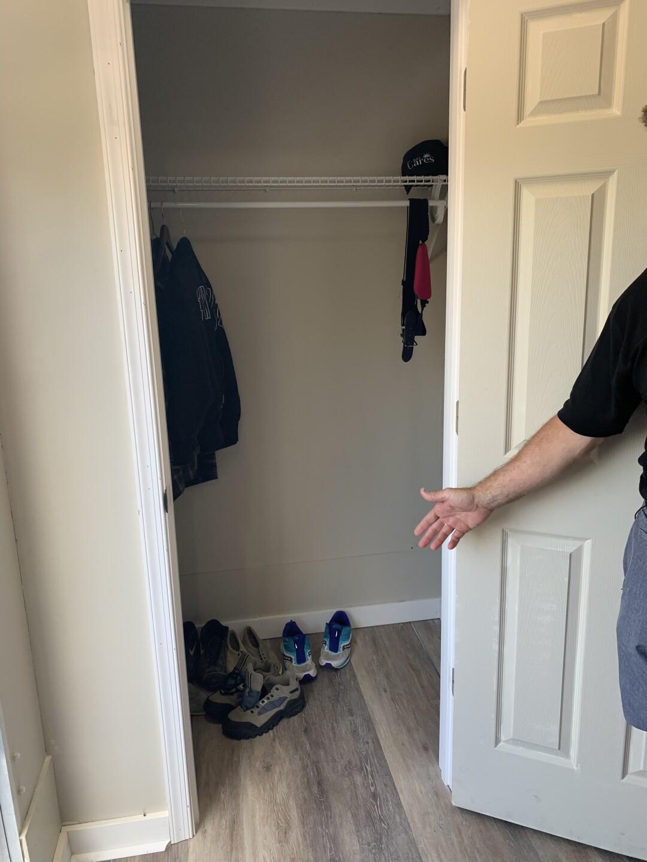 RALI CARES Mock bedroom 4