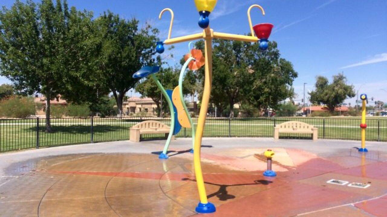 Parents concerned about homeless problem at park